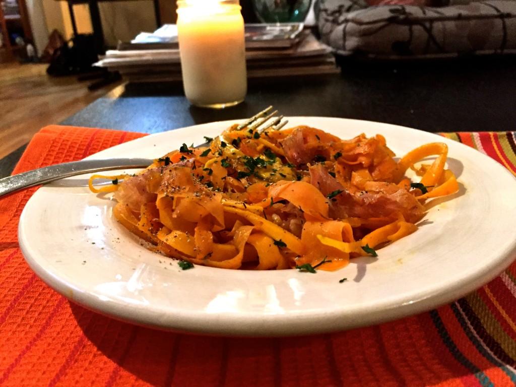 Enjoy the health benefits of Prosciutto di Parma