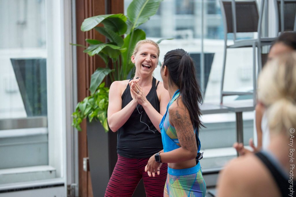 Sweat Life Founder Jeana Anderson Cohen