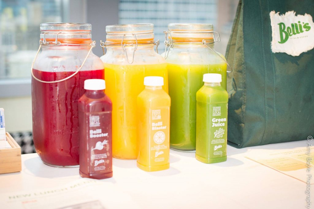 Bellis Juice Chicago