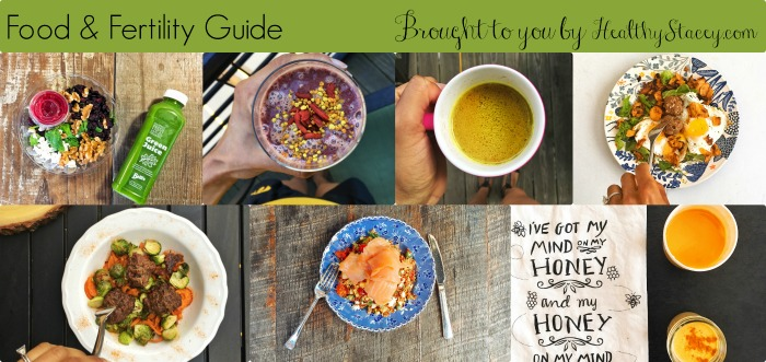 Paleo Fertility Food Guide