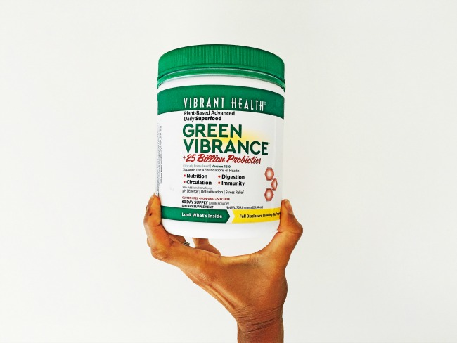 Green Vibrance Powder Mix