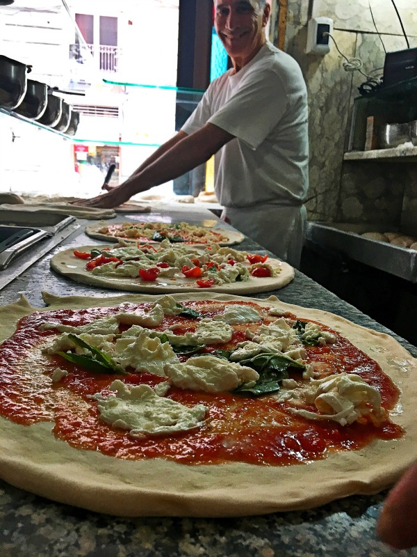 PizzeriaTranonNaples