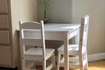 MontessoriTableChairs